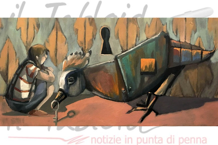 The secret garden, la mostra collettiva ispirata al libro di Burnett